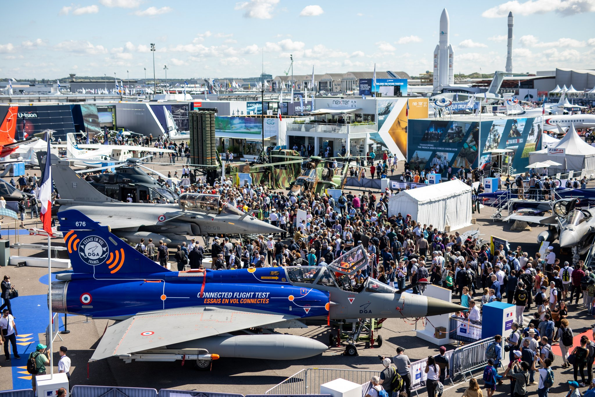 International Paris Air Show - Le Bourget